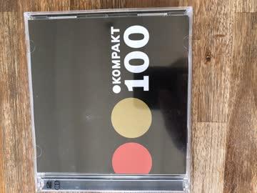 CD , Kompakt 100 , Kompakt CD 34