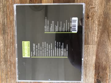 CD , Oliver Huntemann , Play 01