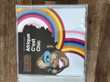CD , Afrique c'est Chic , House Music