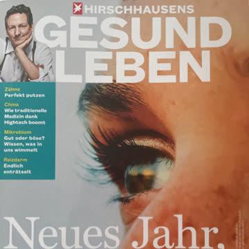 Hirschhausens Gesund Leben