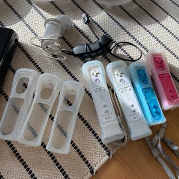 Wii U mit Zubehör