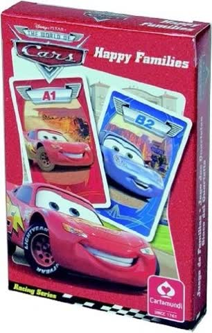 Cars Quartett