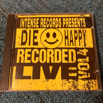 Die Happy - Intense Live Series Vol. 4 (Hardrock)