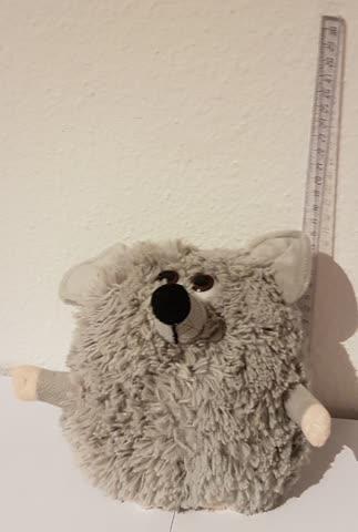 Plüsch Maus 18cm