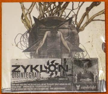 "cd: zyklon ""disintegrate"""