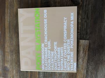 CD , Panty , Pony Slaystation