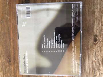 CD , Soulphiction , state of euphoria