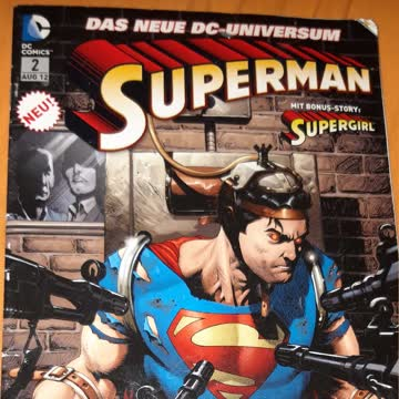 superman Comicheft