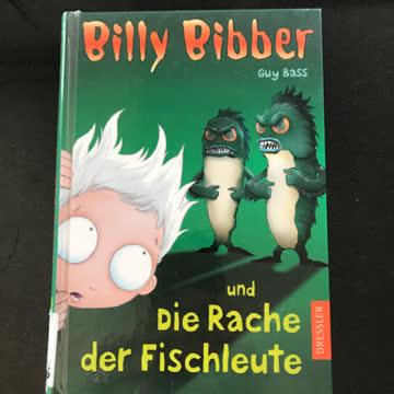 Billy Bibber und die Rache der Fischleute