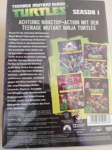 Teenage Mutant Ninja Turtles season 1