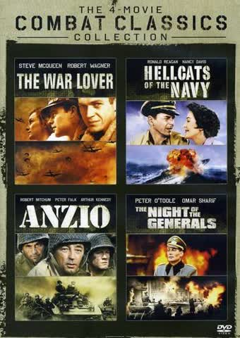 The 4-Movie Combat Classics Collection