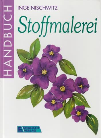 Handbuch - Stoffmalerei