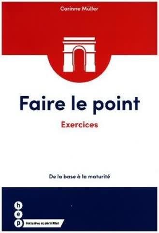 Faire le point (Print inkl. eLehrmittel)