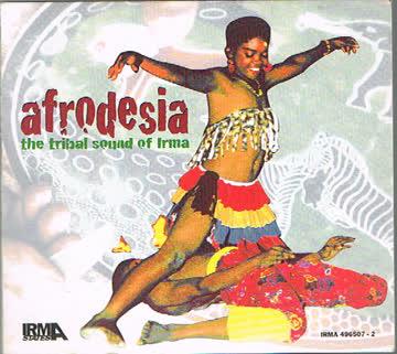 Diverse wie Jestofunk, Belladonna - Afrodesia - The Tribal Sound Of Irma
