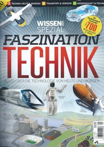 Wissen Spezial Faszination Technik 2021 - 1