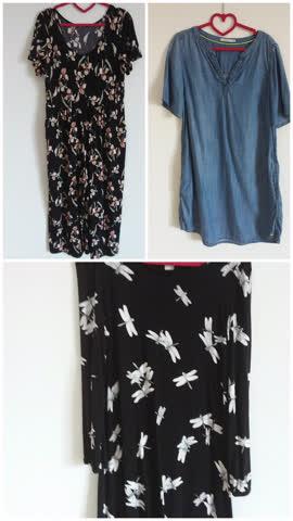 13 teiliges Kleidungspaket, 1 Kiplingtasche