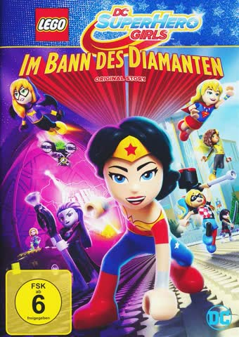 LEGO: DC Super Hero Girls