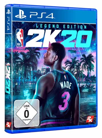 NBA 2K20 Legend Edition - [PlayStation 4]