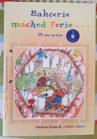 Bakterie mached Ferie ... 15 Hits für Kids