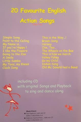 English Children's Songs