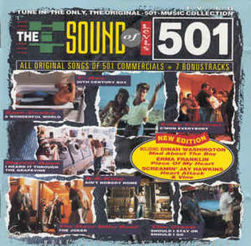 Diverse - The Hit Sound of Levi's 501