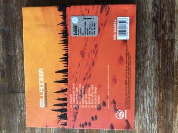CD , Belladonna , Inspirational grooves