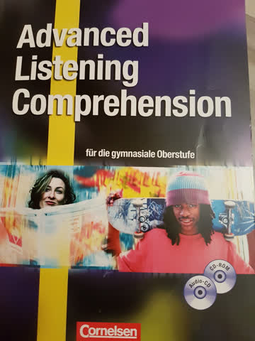 Advanced listening comprehension -gymnasiale Oberstufe