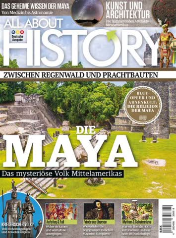 All About History, die Maya