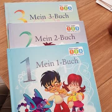 Mein 1, 2, 3, Buch