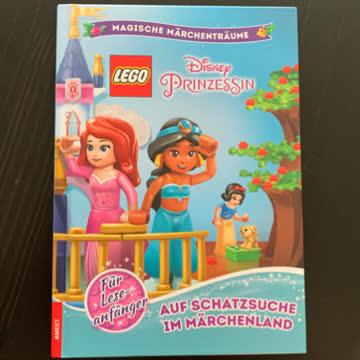 Lego Disney Prinzessin Magische Märchenträume