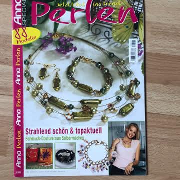Zeitschrift Perlen