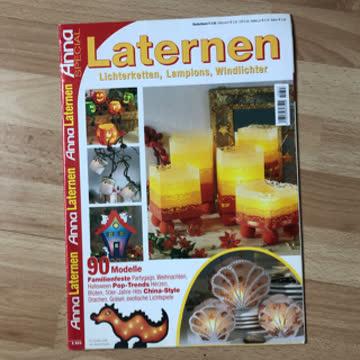 Zeitschrift Laternen