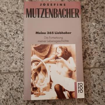 Josefine Mutzenbacher / Meine 365 Liebhaber