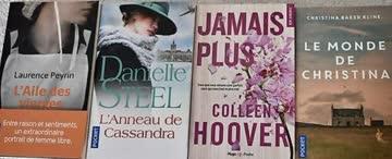 Französische Bücherpaket