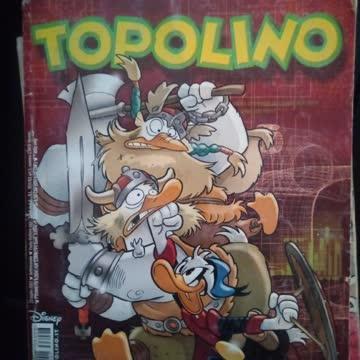 Topolino auf italienisch Lot 12 Bände