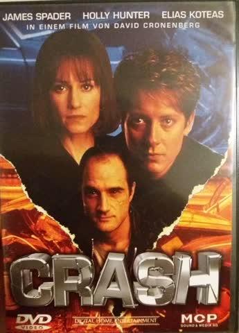 Crash, mit James Spader und Holly Hunter