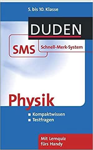 Duden Schnell-Merk-System Physik