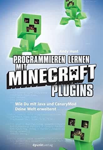 Programmieren lernen mit Minecraft-Pludgins