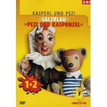 KASPERL & PEZI - Folgen 1&2: Salzklau/Pezi und Kaspunzel