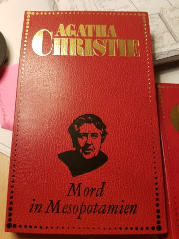 Agatha Christie Mord in Mesopotamien