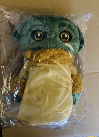 Baby Yoda - The Baby - Grogu von Mandelorian