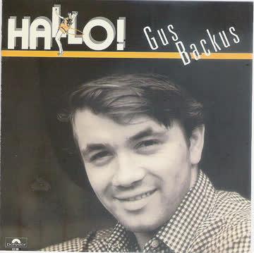 Gus Backus - Hallo!