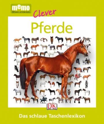 Memo clever: Pferde