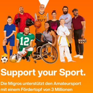 21x Support Your Sport