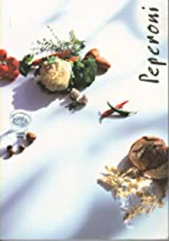 Peperoni. Lebensmittel und Ernährungskunde