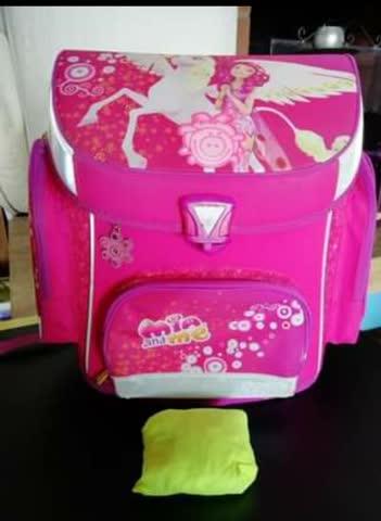 Schulranzen, Sporttasche, Etui ohne Inhalt Mia and me