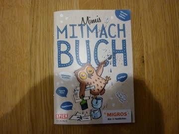 Migros, Minis Mitmachbuch (SPICK Books)