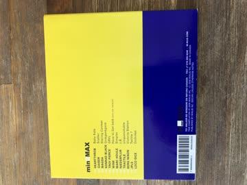 CD , min 2 MAX