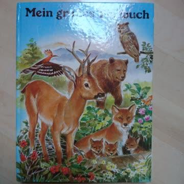 Mein grosses Tierbuch