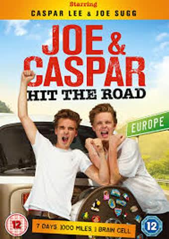Joe & Caspar Hit the Road Europe